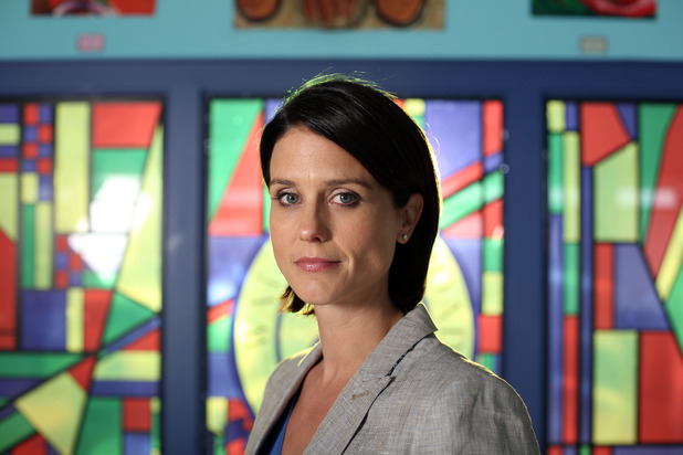 Heather Peace as Nikki Boston in Waterloo Road