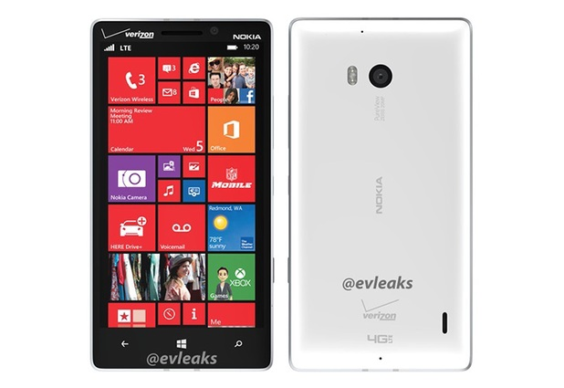 Nokia Lumia 929 leaked photo