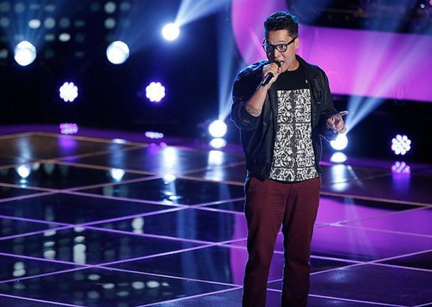 The Voice - blind auditions episode 3: Preston Pohl