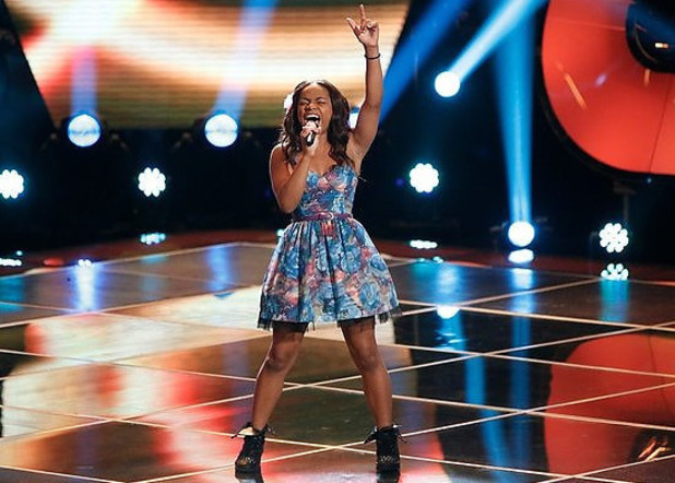 The Voice - blind auditions episode 3: Timyra-Joi Beatty
