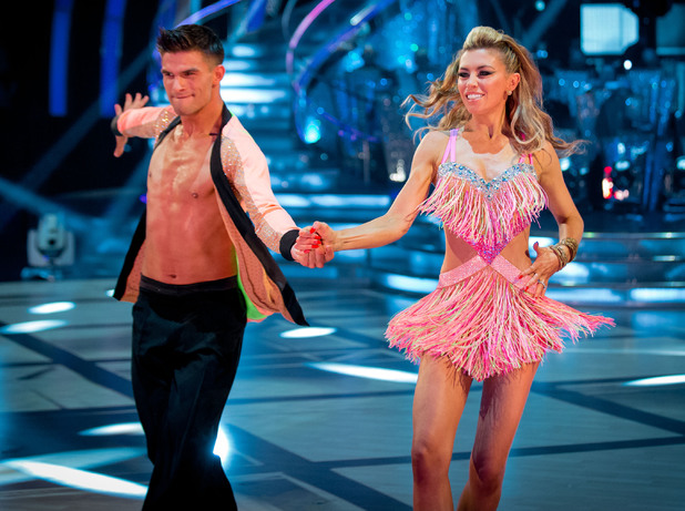 Abbey and Aljaz - Cha Cha to 'Let's Get Loud' by Jennifer Lopez