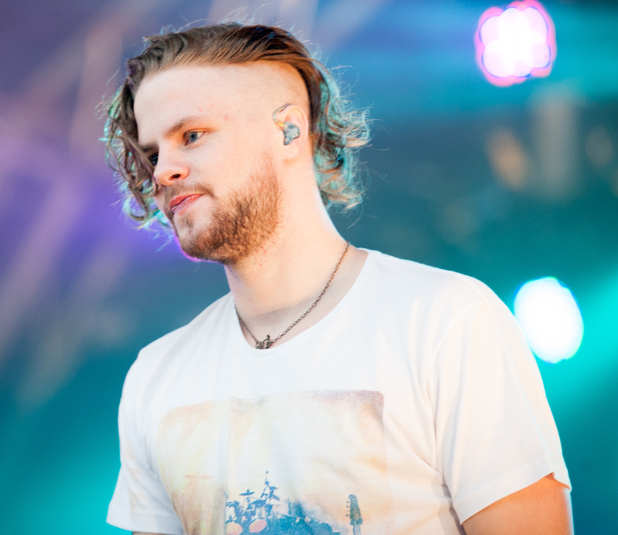 ay McGuiness of The Wanted performs on stage at SD2 Festival 2013 at Stamner Park on September 29, 2013 in Brighton, England. (Photo by Ollie Millington/Redferns via Getty Images)