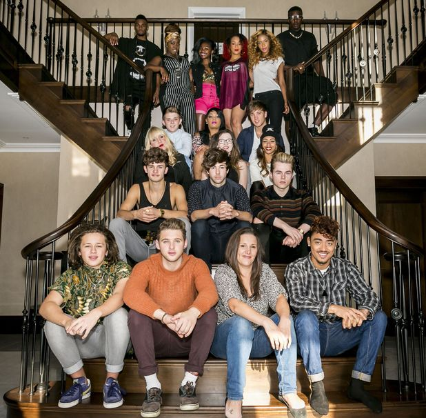 The X Factor 2013: Final 12 House