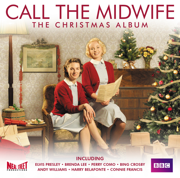 Call the Midwife - The Christmas Album artwork