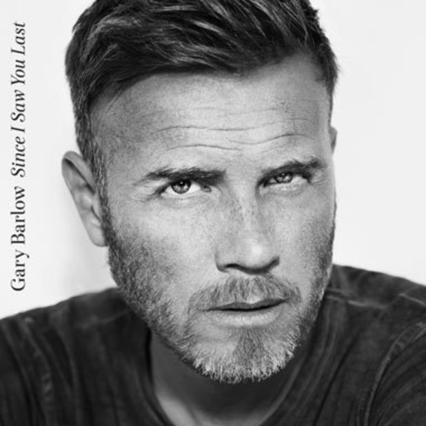 Gary Barlow - 'Since I Saw You Last' artwork