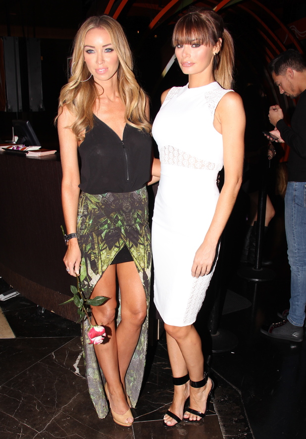 Lauren Pope and Chloe Simms