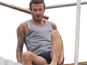 Gay Spy: Beckham improves skyline in pants
