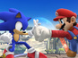 Super Smash Bros adds Sonic the Hedgehog