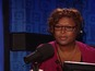 Robin Quivers makes first studio appearance on Sirius XM show in 17 months.