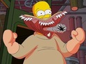 Hellboy director does Simpsons couch gag for 'Treehouse of Horror XXIV'.