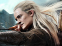 Bloom discusses playing Legolas again for Peter Jackson.