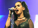 The singer takes her album Prism on the road next year.