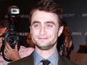 Daniel Radcliffe explains that he already knew what he wanted to do in life.