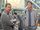 "Escape Plan: Stallone, Schwarzenegger were ""on collision course"""