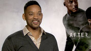 Will Smith chats to Digital Spy about his father-and-son sci fi action film, 'After Earth'. Available now on DVD and Bluray.