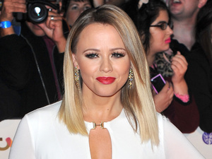 Kimberley Walsh arriving at the 2013 Pride of Britain awards at Grosvenor House, London.
