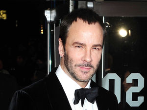 Tom Ford at the 57th BFI London Film Festival Opening Night Gala European Premiere of 'Captain Phillips'