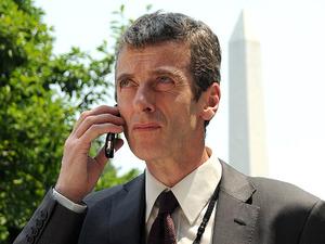 Peter Capaldi in 'In the Loop'