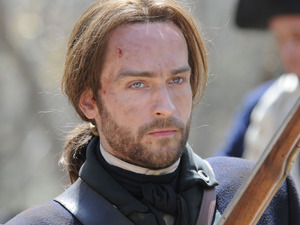 Tom Mison as Ichabod Crane in 'Sleepy Hollow'