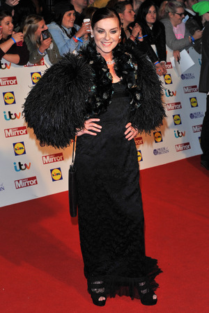 Lisa Stansfield arriving at the 2013 Pride of Britain awards at Grosvenor House, London.