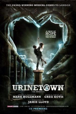 'Urinetown: The Musical' poster