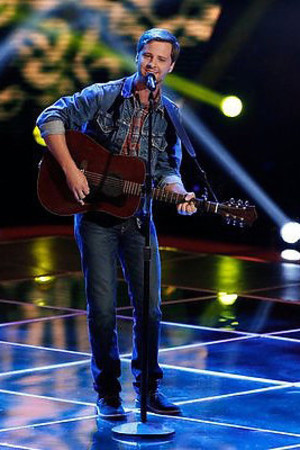 The Voice - blind auditions: Brian Pounds