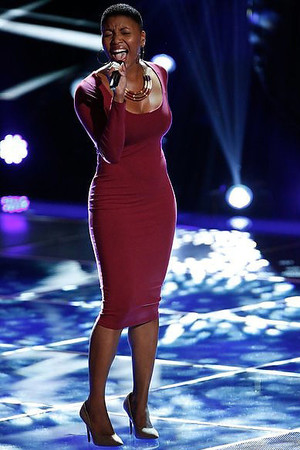 The Voice - blind auditions: Tamara Chauniece