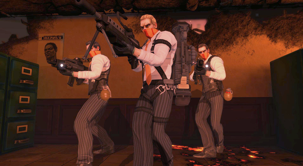 'XCOM: Enemy Within' screenshot