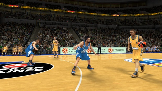 NBA 2K14 screenshot