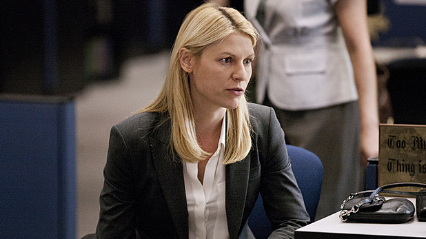 Homeland #302: Claire Danes as Carrie