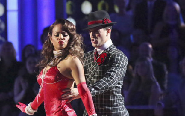 Dancing With The Stars (Fall 2013) episode 4: Christina Milian and Mark Ballas