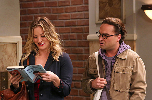 The Big Bang Theory: 'The Raiders Minimisation'