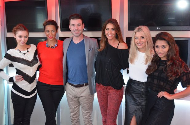 The Saturdays with Dave Berry and Lisa Snowdon on Capital FM