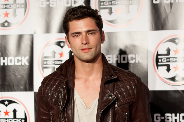 Sean O'Pry at G Shock - Shock the World 2013