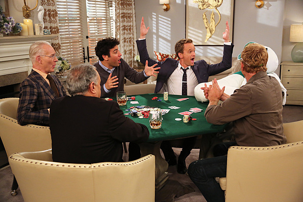 How I Met Your Mother: 'The Broken Code'