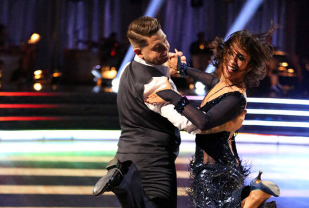 Dancing With The Stars (Fall 2013) episode 4: Jack Osbourne and Cheryl Burke
