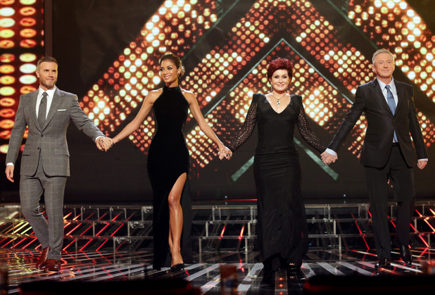 The X Factor 2013 Results show 1