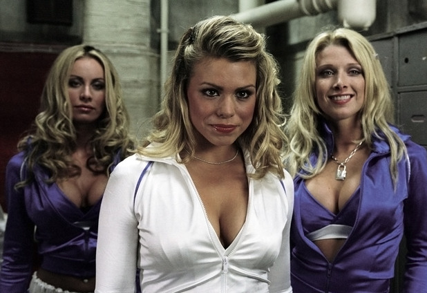 Billie Piper in The Calcium Kid