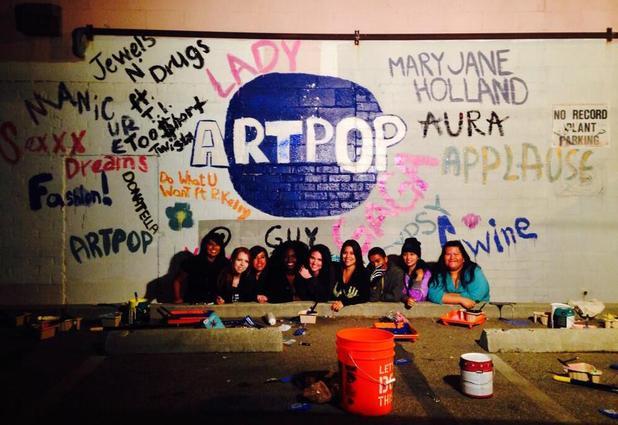 Lady Gaga's 'ARTPOP' tracklist