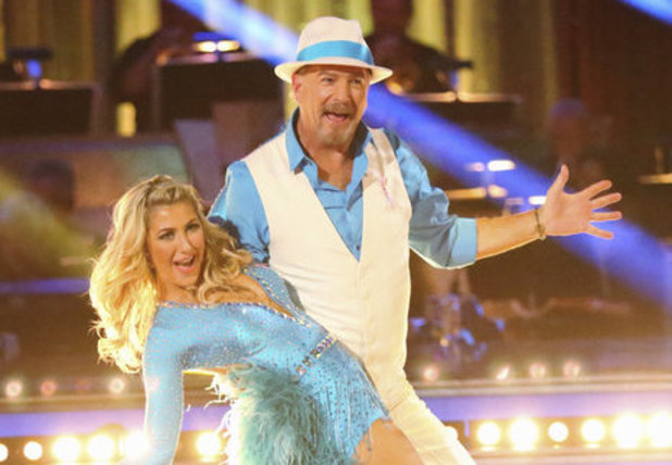 Dancing With The Stars (Fall 2013) episode 4: Bill Engvall and Emma Slater