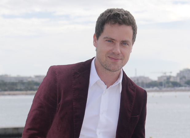 Greg Poehler at the 29th MIPCOM photo call