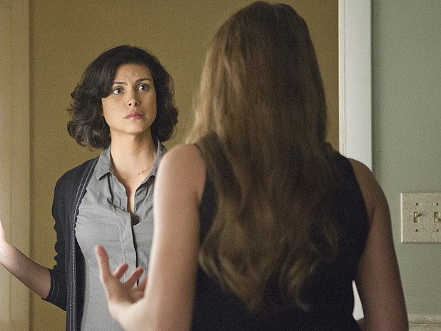 Homeland #302: Morena Baccarin as Jessica