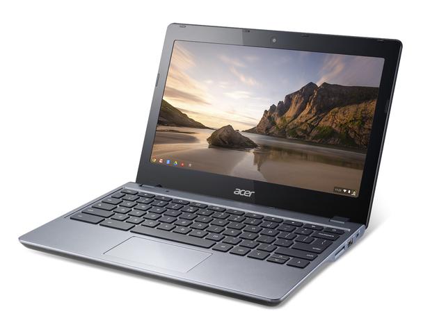 Acer's Chromebook C720 PC