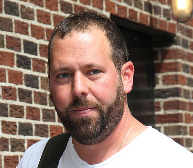 Bert Kreischer at 'The Late Show with David Letterman'