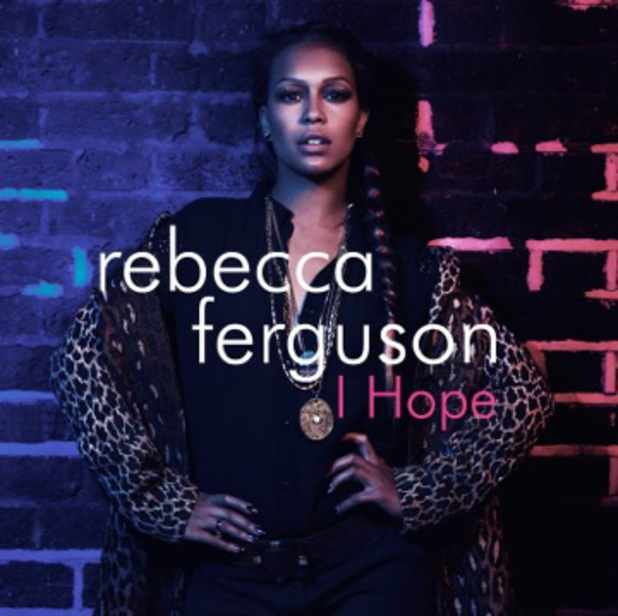 Rebecca Ferguson 'I Hope' single artwork