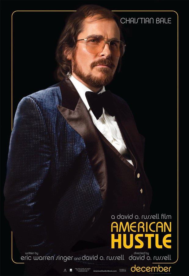 Christian Bale Irving Rosenfeld combover
