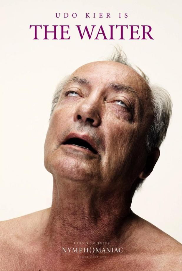Udo Kier is The Waiter