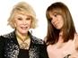 'Joan & Melissa' Melissa Rivers Q&A