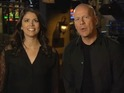 Cecily Strong pitches Bruce Willis some Die Hard subtitles in mini-sketch.