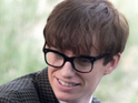 Eddie Redmayne stars as Stephen Hawking in the upcoming drama.
